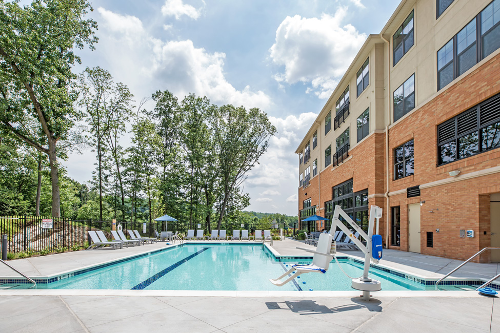 Welcome to The Danforth Luxury Apartments in Dobbs Ferry NY